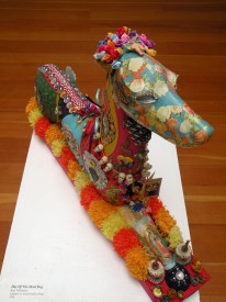 Day of the Dead Dog by Kay Villalobos