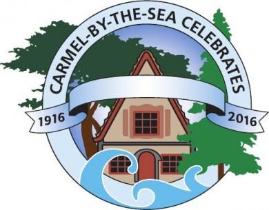 Carmel Centennial logo color
