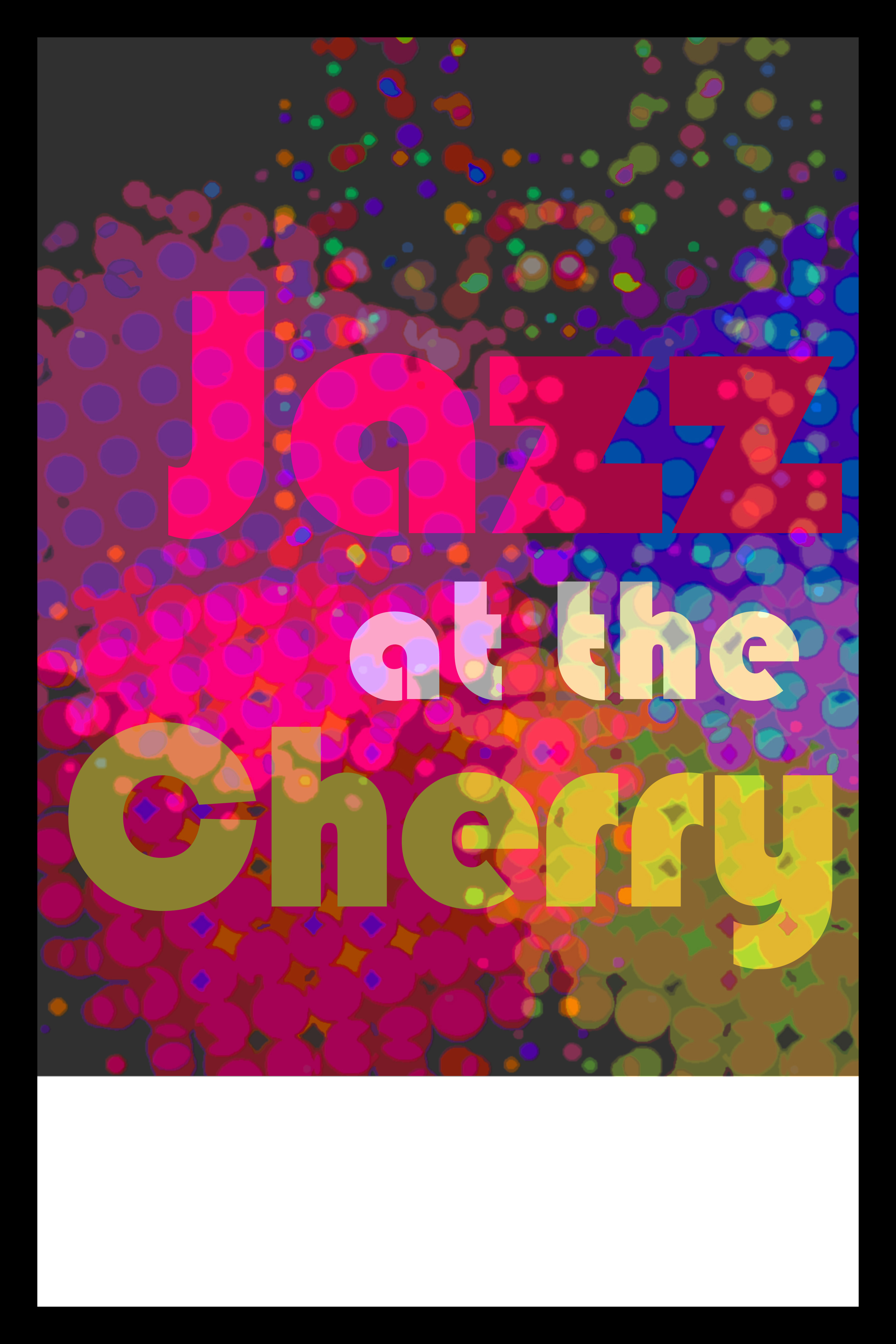 Jazz at the cherry with border